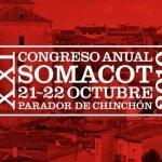 XXI CONGRESO SOMACOT en CHINCHON (Madrid) 20 Y 21 OCTUBRE 2010