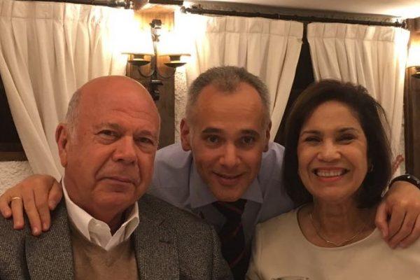 Foto con mi maestro Dr. Luis Scheker3